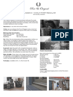 En TF Classico Chalk Paint Regular PDF