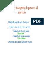 Difusión y Transporte de Gases en El Ejercicio (1)