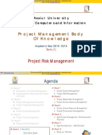 (7) PMBody of Knowledge (Risk) Leangroup Org