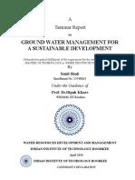 Sunil Seminar Report