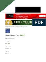 Super Money Grid Ea Manual