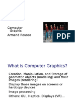 Knowing These techniques  Will Make Your Copmuter Graphic Look Amazing | Armand Rousso