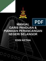 Jpbddns Manual Garis Panduan Dan Piawaian Perancang Edisi 3