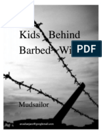 Kids Behind Barbed Wire. Growing up by the Suez Canal.  Mudsailor