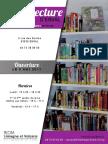 FLYER ouverture nouvelle bibliothèque d'Enval