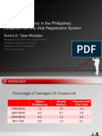 Teenage Pregnancy NSO 2014(1)