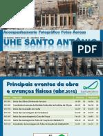 Usina Hidrelétrica de Santo Antônio-ro