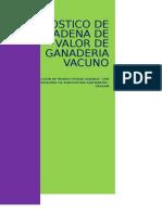 Diagnostico Cadena Ganaderia