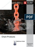 Scaw Chain Products Brochure