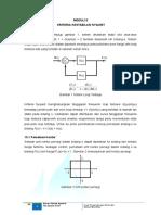 Modul 13 Kriteria Kestabilan Nyquist