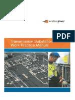 Transmission substation work practice manual.pdf