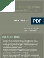 Tugas Plambing Sulis Setiyo W L 153050061