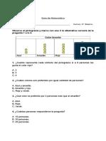 Guía de Datos y Probabilidades