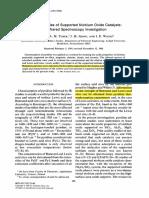 Datka, Turek, Jehng, Wachs. 1992. Acidic Properties of Supported NbOx Catalysts - IR Spectroscopy