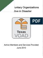 VOAD Membership Booklet (Online)