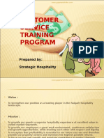 Customerservice Training