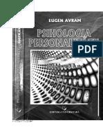 Psihologie personalitatii