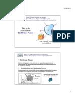 Problemas Planos - Teoria da Elasticidade UFPR