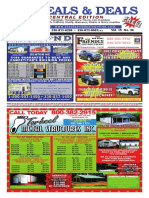 Steals & Deals Central Edition 4-20-17