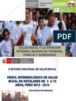Expo Pse Salud Bucal 2016