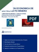 Evaluacion Economica de un Proyecto Minero.pptx