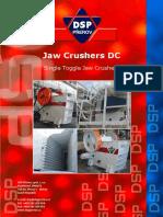 Alta_dsp Jaw Crushers Dc