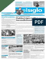 Edición Impresa El Siglo 18-04-2017