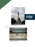 Ensayo Sobre La Importancia Del Centro Civico y La Avenida de La Reforma en Guatemala, Como Museo Vivo