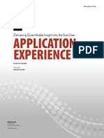 ZK Research Paper App Analytics