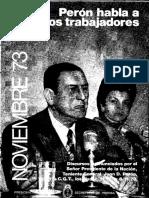 Discursos de Perón