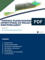 Estudio Fluidodinamico y Estructural
