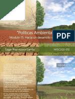 AcostaCarrillo EdgarRoel M15S3 Políticasambientales