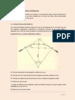 Cap v Diseño Geometrico Horizontal
