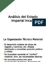 Analisis Del Estado Imperial Incaico