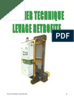 Dossier Technique Levage v2011