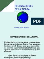 Diapositivas de Representaciones de La Tierra