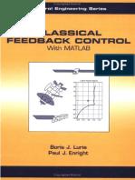 Classical Feedback Control with MATLAB.pdf