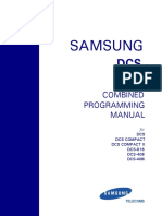 Samsung Ds Compact Manual