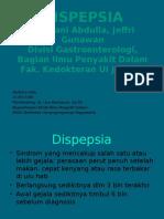 DIPEPSIA