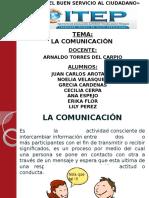 La Comunicación y comunicacion organizacional