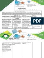 Guia Actividades y Rubrica de Ecvaluación Actividad 3_Realizar Hipotesis Del Problema Contaminacion Del Suelo