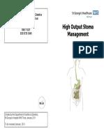 High output stoma management 2011.pdf