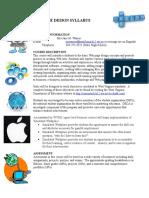 web syllabus