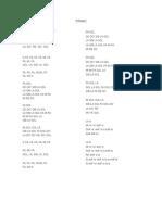 Titanic e Himno de La Alegria Notas Flauta