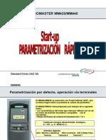 Guia de Parametrizacion de Variador Micromaster