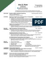 alex pixler resume 01 17