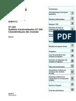 s7300 Module Data Manual Fr-FR Fr-FR