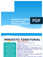 UDP 2015 - Trib II - Impuesto Territorial