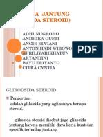Glikosida Steroid Kelompok 1 Lokal 2a