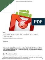 Enviando E-mail No Android Com Delphi XE _ Landerson Gomes